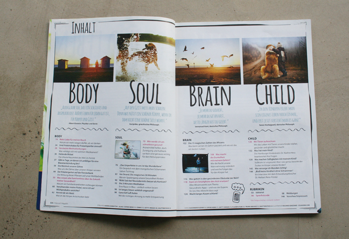 Good Health Magazine Launch
